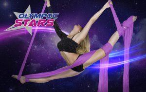 Danza Aerea en telas